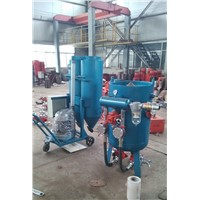 High Quality Sand Blasting Machine