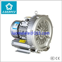 High Capacity & Pressure Electric Air Pump Ring Blower for Pond Fish Farming