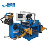 Automatic Transformer Machine For Winding 500mm Width Copper Foil