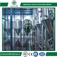 Craft Brewery Equipment Complete Brewery Line Design Consulting & Components Supply for Pub Breweries,.
