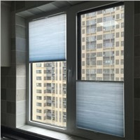 Top Down Bottom up Honeycomb Blinds Cordless Control