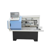 CK0640 Best Mini CNC Lathe Machine for Reducing Valve