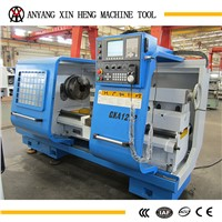 QK1219 Big Bore Oil Field Lathes for Turning of Oil-Field Pipe Threads