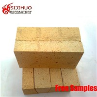 Low Porosity Fire Clay Brick for Glass Kiln/Sodium Silicate Furnace
