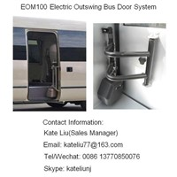 Electric Outswing Bus Door System(EOM100)