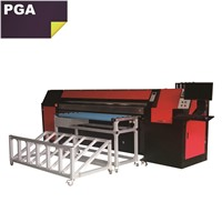 2500AF-4PH Corrugated Board Inkjet Printing Machine / Wine Box Printing Machine / Digital Printer Box Making Machine