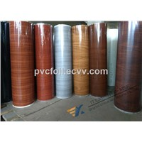 Solvent-Wiping Resistant Wood Design MDF Hot Stamping Foil for Furniture Board Application