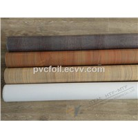 WPC Door Board Transfer Film, Heat Transfer Film, Wood Grain Hot Stamping Foil