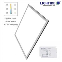 WiFi -2.4G Control LED Panel Lights with CCT Changing, 36W, 100-240VAC