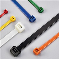 Cable Ties, Polyamide, Heat Stabilized & Weather Resistant Are Available