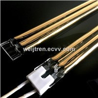 Twin Tube Short Wave Infrared Heating Lamp