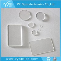 Optical Fused Silica Wafer Windows