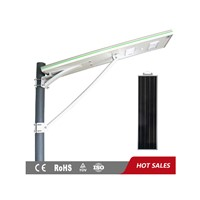 20W LED Solar Power Street Light, Integrated Solar Outdoor Lighting