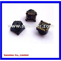 Side Contact Rigid Board Camera, Bottom Contact Camera Lens Module, Low Cost VGA Camera Base On GC0309 CMOS Image Sensor