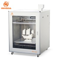 MINGDA New Model MD-666, Industrail FMD 3D Printing Machine with Touch Screen
