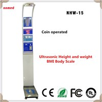 NHW-15 Height & Weight Boday Scale