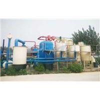 Used Engine Oil Refining into Diesel Oil Equipment