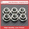 Titanium Sprocket Nut Bi-Hex M8 x 1.25mm (LOCK)
