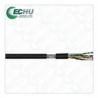 Data Computer Shielded Cable LIYCY-TP