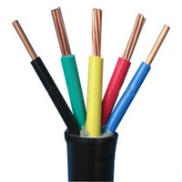 High Flexible Control Cable Unscreened for Tool Machines UL2586