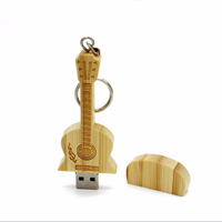 USB Flash Drive 32GB 16GB 8GB 4GB USB 2.0 Pendrive Guitar Model Pen Drive Memory Flash Stick
