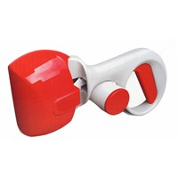 Dog Plastic Picker Pick up Clip High Quality Press Pick up Toilet