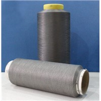 Bamboo Fiber Polyester Yarn with Antibacterial Deodorization for Bedding