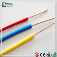 PVC Insulated Conductor Single Wire Solid H07V2-U Cable