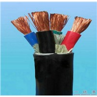 KVVR Copper Conductor, PVC Insulated & Sheathed, Flexible Control Cable