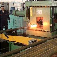Automatic Upsetting Machine for Upset Forging of Oil Pipe End