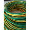 UL1015 3AWG Hook up Wire 600V YELLOW/GREEN Ground Wire Tinned Copper or Bare Copper Conductor