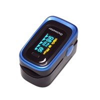 Bluetooth Finger Pulse Oximeter Heart Rate SpO2 Sleeping Monitor Sapphire DB12