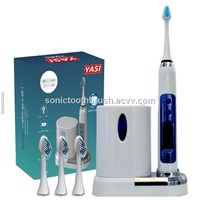 Competitive Price Inductive Charging Power Rechargeable Ultrasonic Electric Toothbrush
