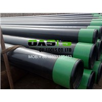 "9 5/8"" API 5CT Seamless Steel Casing Pipe Buttress Thread"