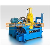 Efficiency Seamless Pipe Weld Bead Rolling Machines