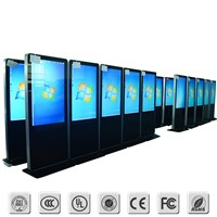 42 Inch Standing LCD Advertising Digital Signage Screen