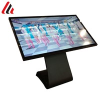 42 Inch Totem Interactive Touch Kiosk for Education