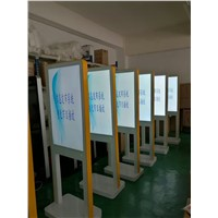 46 Inch Indoor LCD Digital Signage Poster Advertising Screen for Shopping Mall
