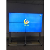 40 Inch DID Super Narrow Bezel LCD Video Wall for Commercial Use