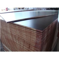 1220x2440x18mm Brown Film Faced Plywood, China Manufacture, Wholesale Plywood Panel. Shuttering Concrete Form