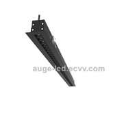 40W 60W Seamless Connection Linear Light for Commercial Industrial, 1.2m