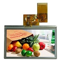4.3 Inch TFT LCD Display Module BN-06P-MTWH-430