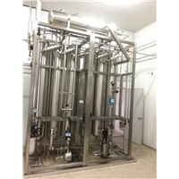 Purified Water Distribution Loop System /Purified Water PW Generation System
