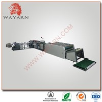 Automatic Cutting & Sewing & Printing Integrated Machine