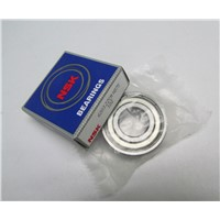 6203 V2 V3 Deep Groove NSK Ball Bearings Steel / Brass Cage Bearing