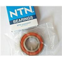 Deep Groove Ball Bearing NTN 6205LLU 25*52*15mm P5, P6 High Precision Widely Used In Reduction Gears, Machine Tools Etc.