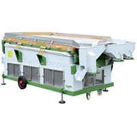 Grain Sorting Machine with High Capacity