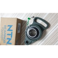 Japan NTN Ball Bearings Pillow Block Bearing UCFA210D1 In Green Color