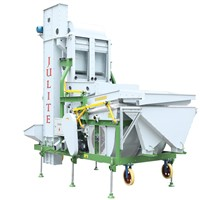 China Machinery Grape Seed Cleaning Machine with Air Screen & Gravity Table