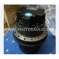 Excavator Travel Units, Travel Motors with Reductions